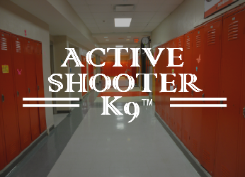 Active Shooter K9 into