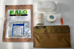 Canine Tactical Canine First Aid Kit(IFAK)