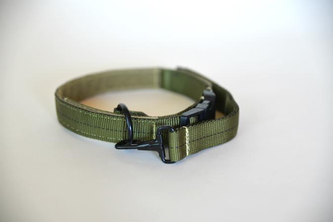 Tab Lead mounted on Fail-Safe Collar