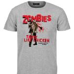 Zombies Taste Like Chicken